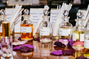 Custom Fragrances with The Scentarium and Sue Phillips