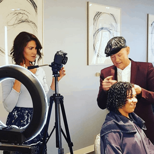 Behind the Chair: With Celebrity Hairstylist Paul Labrecque
