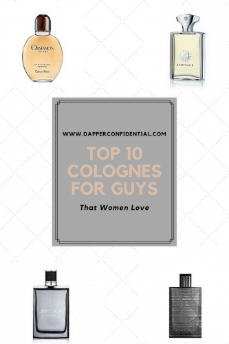 Top 10 Colognes for guys
