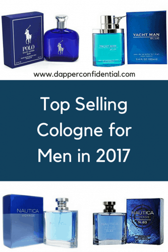 Top selling cologne for men