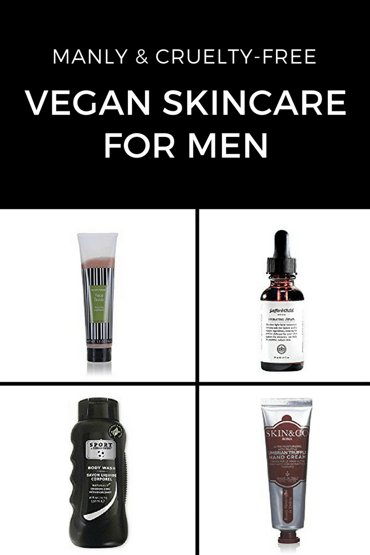 Looking for vegan and cruelty-free grooming products for skincare you can feel good about? Read more on the blog. #peta #vegan #skincare #grooming